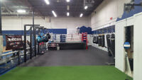 Train Your Clients at Vision Sports Centre Boxing Facility