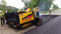 Asphalt Paving for Driveways and Parking Lots