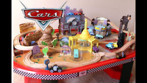 McQueen Disney Cars Toy Table