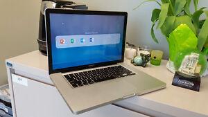 """MacBook Pro 15"""" Model 2011 – Great shape – 8GB – 256gb SSD"""