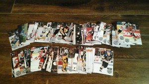 Cartes De Hockey Pro Set Platinum , Grosse Collection
