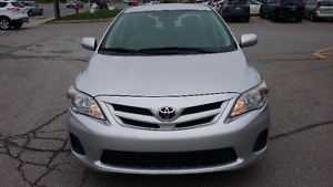 LOW MILEAGE!! 2011 Toyota Corolla Sedan + Push & Start