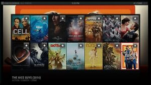 MOVIES TV MUSIC ANY IPHONE IPAD APPLE TV NO JAILBREAK KODI