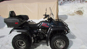 Yamaha Grizzly 400 For Sale