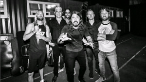 Vancouver - Foo Fighters: Concrete And Gold Tour '18