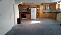 A MUST SEE !!! Beautiful spacious basement suite