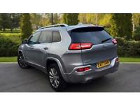 2017 Jeep Cherokee 2.2 Multijet 200 Overland 5dr Automatic Diesel MPV