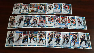 Upper Deck 1992-93 McDonalds Full Set