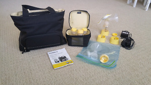 Medela pump in style advanced.