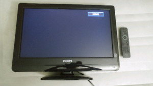 "22 "" Philips TV  - 80 OBO"
