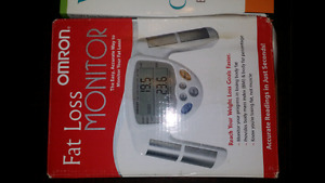 Fat loss monitor and lapband surgery books for sale