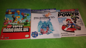 For sale, video games magazines bundle. Still available.