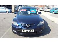 2009 MAZDA 3 1.6 Takara 5 Door From GBP3,595 + Retail Package