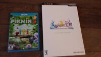 Final Fantasy X/X-2 HD Remaster Collector's Edition + Pikmin 3