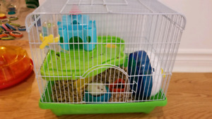 Cage hamster/souris/rat/gerbille