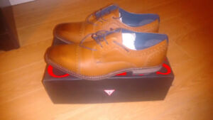 Guess Brown Shoes size 11 (never worn)
