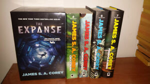 Fantasy Books   ..The Expanse