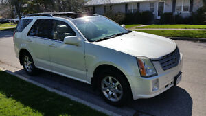 2007 CADILLAC SRX AWD 219,000 KLM SAFETIED&ETESTED $7,450.00