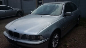 1998 BMW 528i e39 complete part out Kitchener / Waterloo Kitchener Area image 1