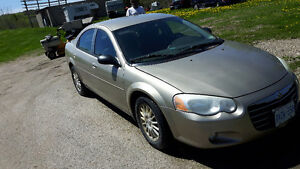 2005 Chrysler Sebring Sedan