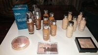 Assorted foundations, Make-up New Quo, Loreal, Marcelle
