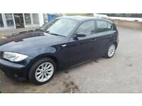 BMW 116 1.6 2006 i ES NICE CAR FSH LOW MILES 2 OWNERS