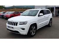 2013 Jeep Grand Cherokee 3.0 CRD Overland 5dr Automatic Diesel MPV