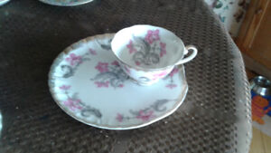 China Tea Cup and Dessert plate