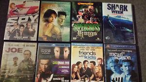 60 Movie DVD Lot! London Ontario image 2