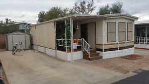 Park Model located in Yuma Arizona for sale or rent