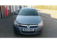 VAUXHALL ASTRA 1.6 AUTOMATIC CLUB 5 DOOR ONLY £15 WEEK P/LOAN LOW MILES 54 reg