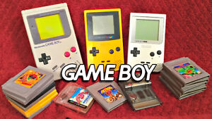 Looking for several Gameboy Titles