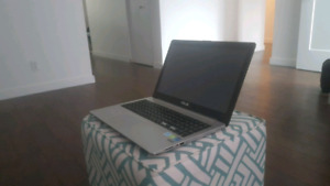 Asus laptop touchscreen i7 6gb ram gefore gt840