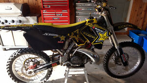 2005 RM 250 TWO STROKE !!! TONNES OF UPGRADES !!!