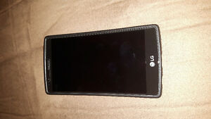 LG G4 cell phone (only 4 months old)