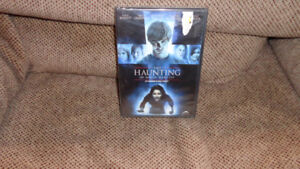 SEALED DVD THE HAUNTING OF MOLLY HARTLEY HALEY BENNETT THRILLER