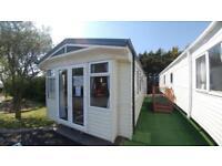 £ bedroom static caravan for sale at Ocean Heights nr New Quay West Wales