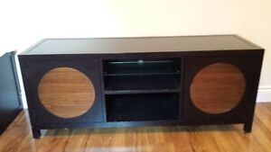 Pier 1 TV Stand and Cabinets