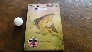 The Art of Angling, Tiny Bennett, 1970