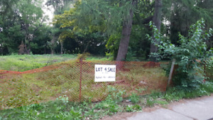 LOT FOR SALE by owner - Niagara Falls