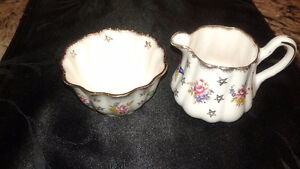 Cream Pitcher and Sugar Bowl Strathcona County Edmonton Area image 1