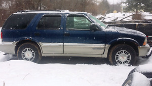 2001 GMC Jimmy 4x4