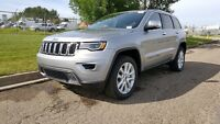 2017 JEEP GRAND CHEROKEE LIMITED GORGEOUS INTERIOR !! 17GH7399 Edmonton Edmonton Area Preview