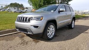 2017 JEEP GRAND CHEROKEE LIMITED GORGEOUS INTERIOR !! 17GH7399