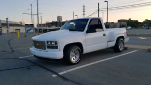 Very Clean Rust Free GMC/Chevy Truck
