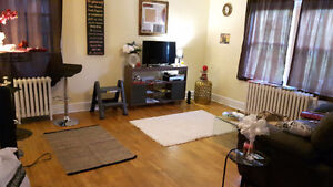 South end 1 bdrm all inclusive sublet Sept -May