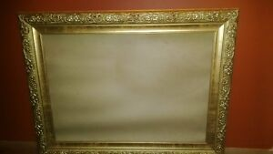 "Gold Picture Frame 20""x28"""