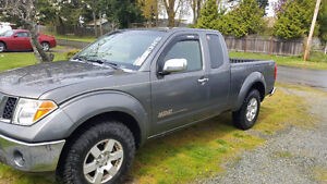 2007 Nissan Frontier Nismo edition 4x4