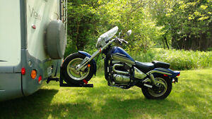 Motorcycle HITCH pour motocyclette