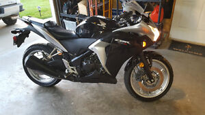 2012 Honda CBR250r ABS